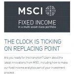 MSCI定期見直し銘柄入れ替えパッシブ需要