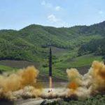 ICBM北朝鮮リスク