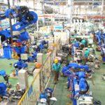 安川電機ロボット